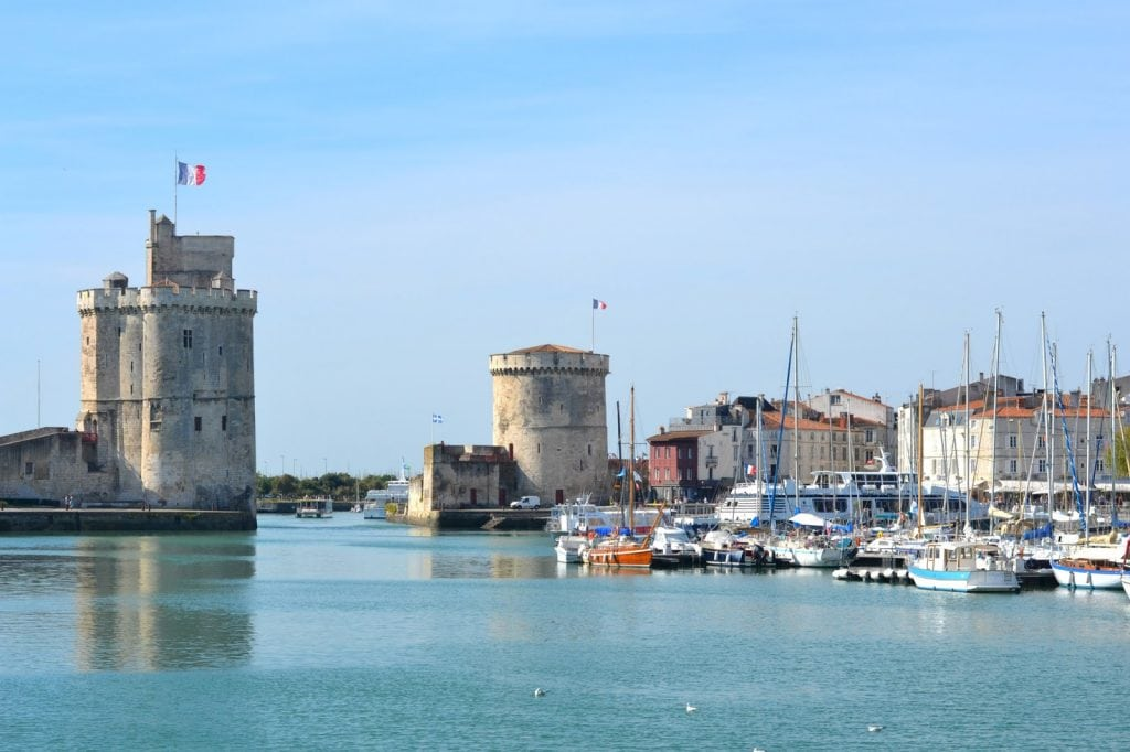 La Rochelle vieux port