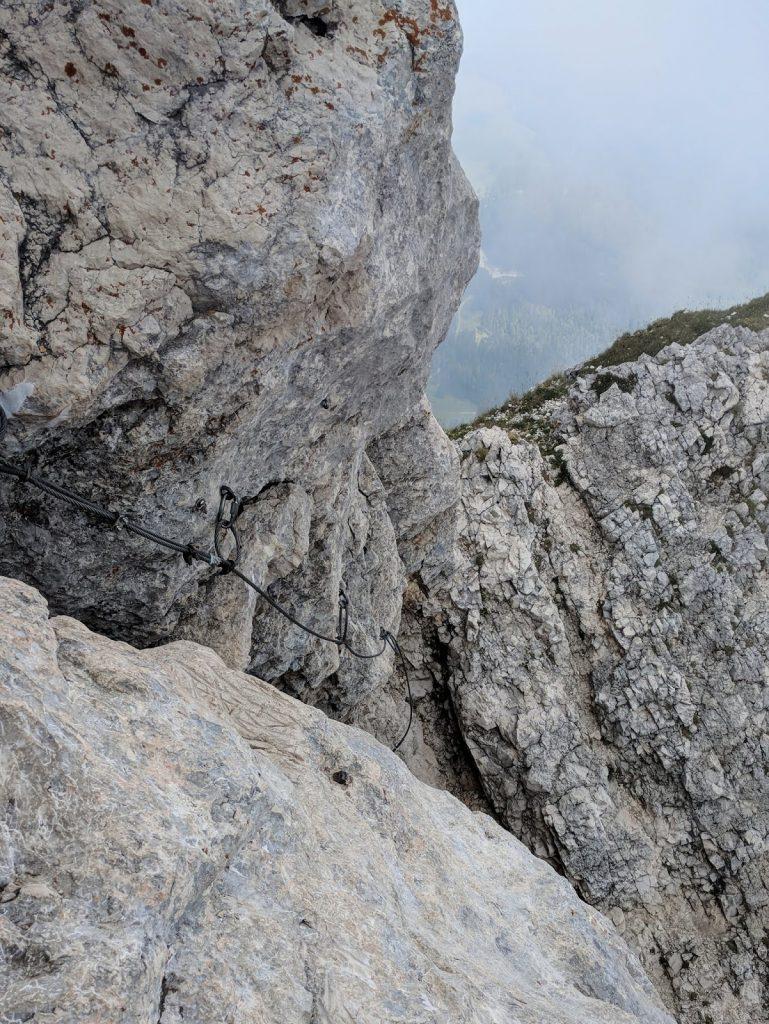 chamechaude hike climbing