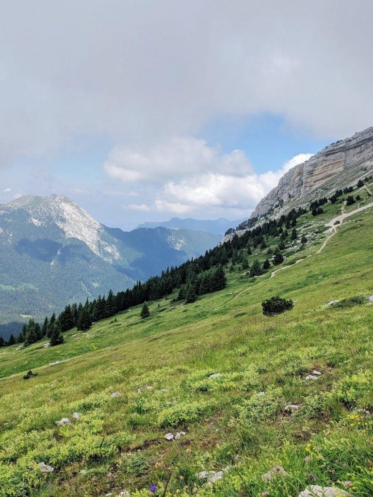 chamechaude hike