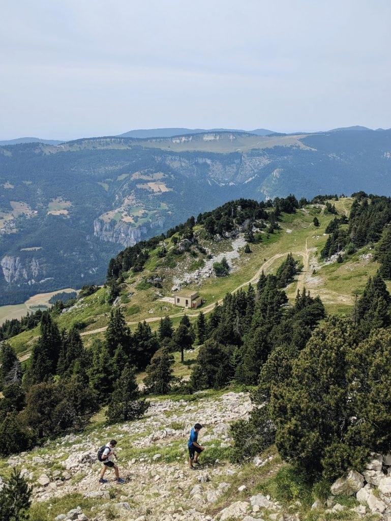 moucherotte hike
