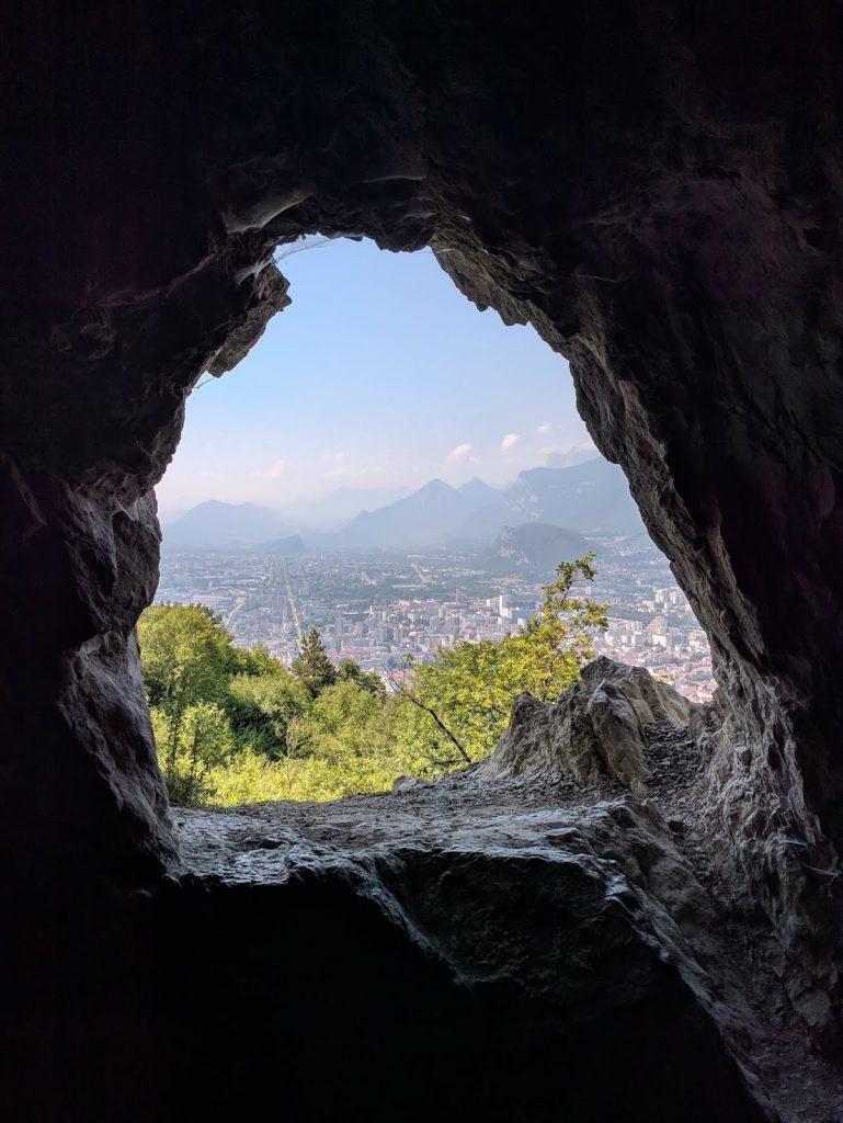 grottes de mandrin grenoble