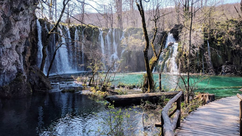 plitvice lakes national park upper lakes