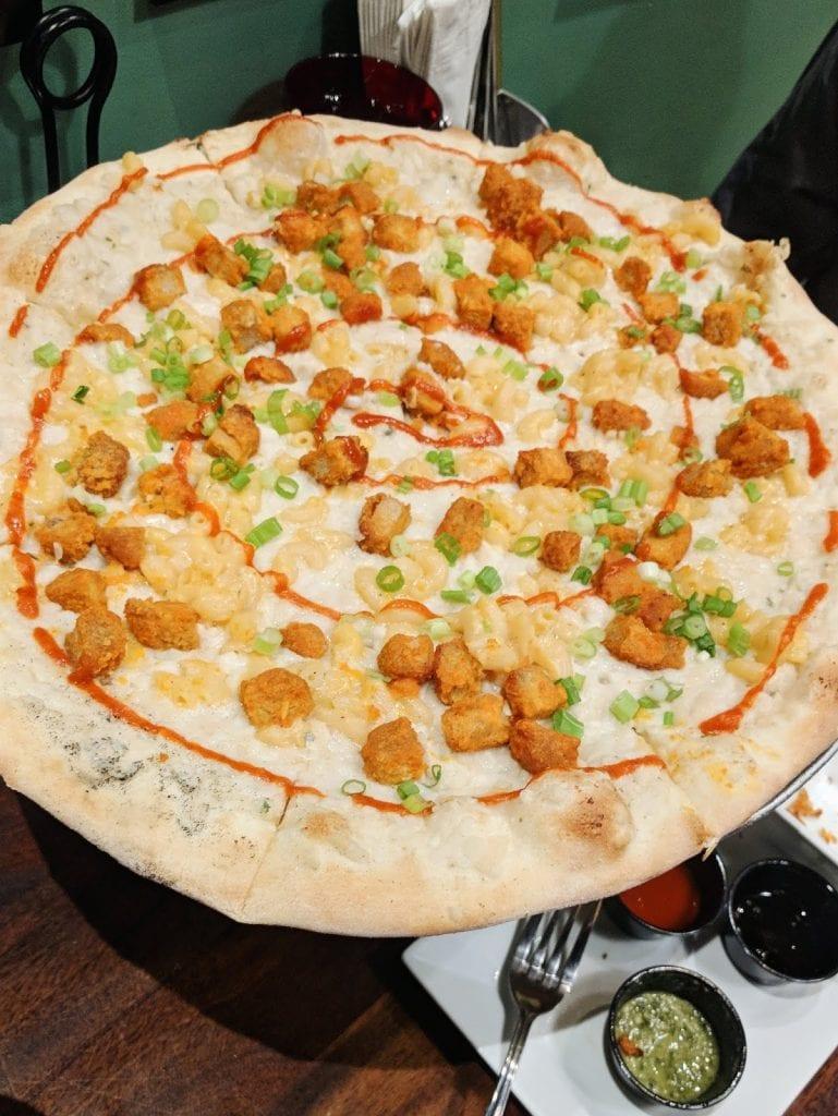 flying saucer pizza salem
