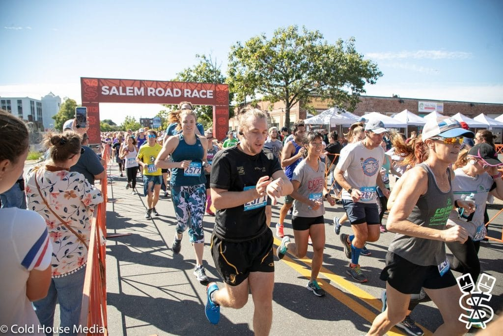 salem road race
