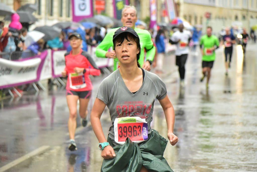 semi marathon de lyon