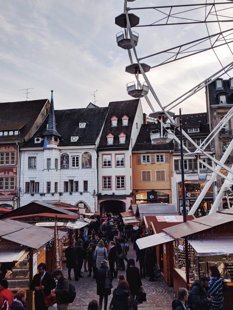 Mulhouse Christmas Market