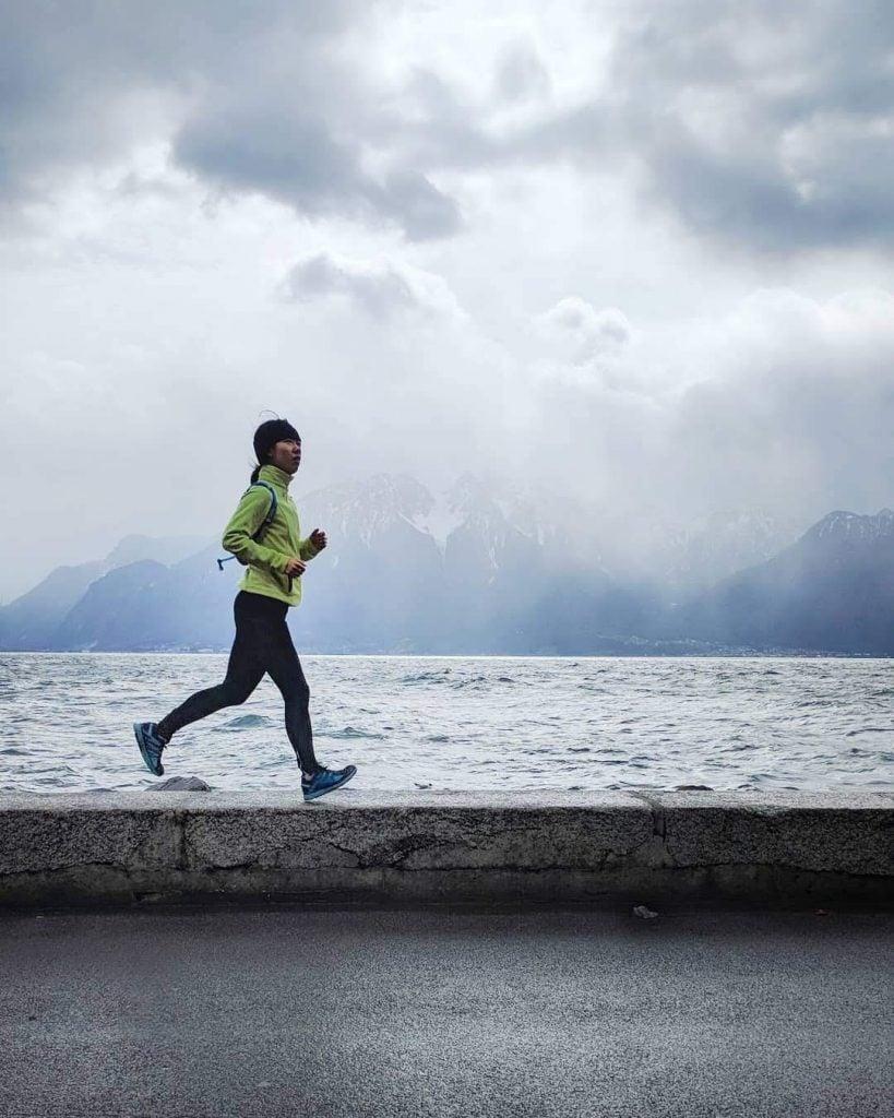 running in vevey switzerland