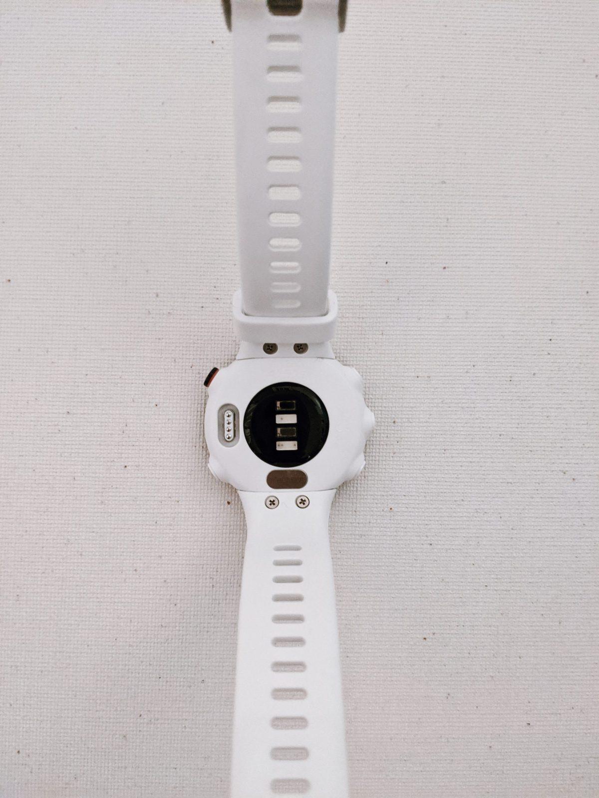 garmin forerunner 45S hr sensor