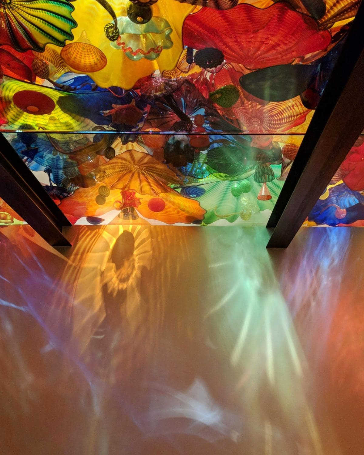Chihuly Garden and Glass Turkish Ceiling