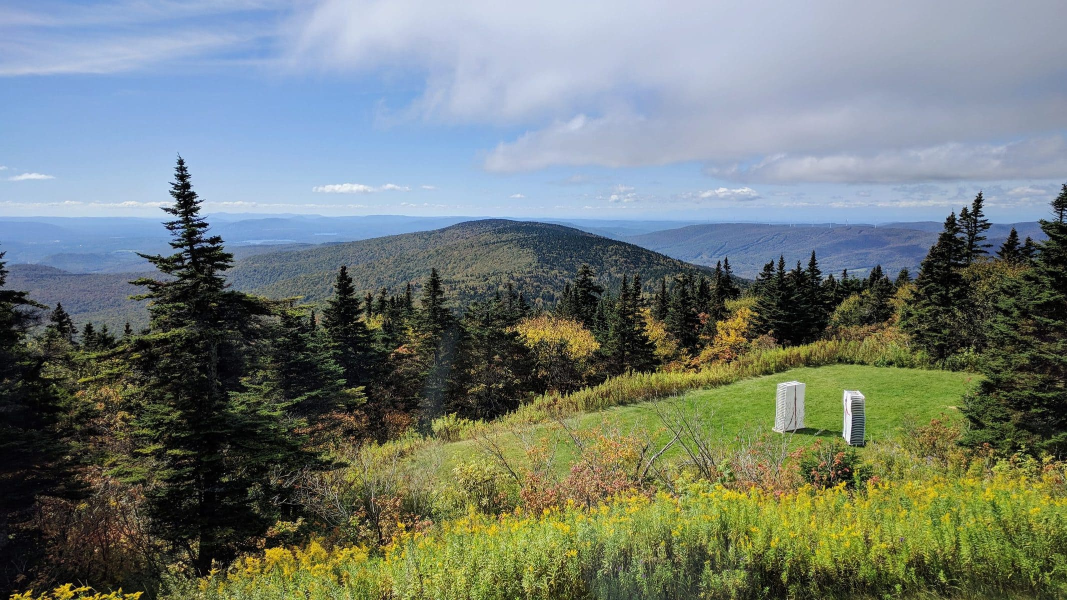 Mt Greylock - view from Bascom Lodge