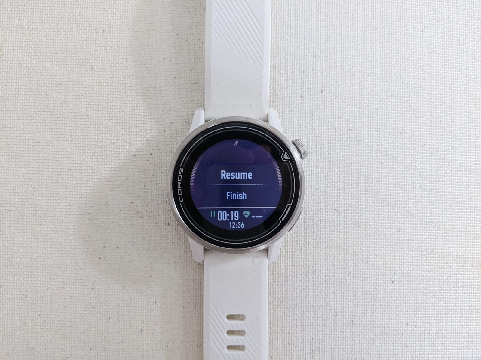coros apex white 42mm