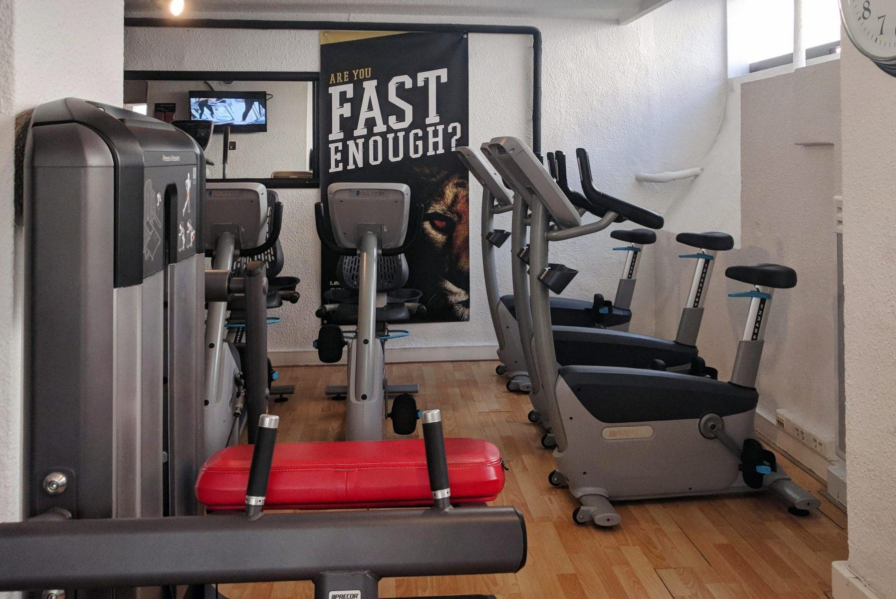 fit and coach gym in dijon