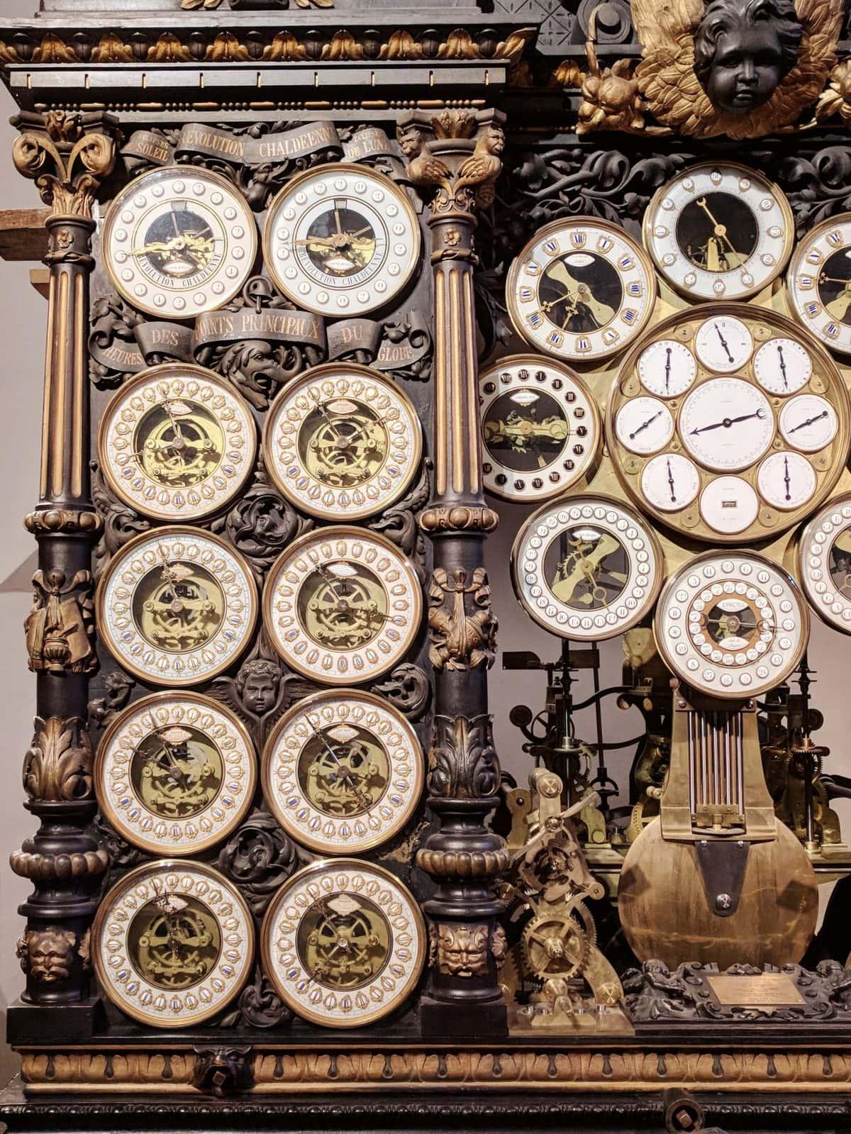 Astronomical Clock Besançon