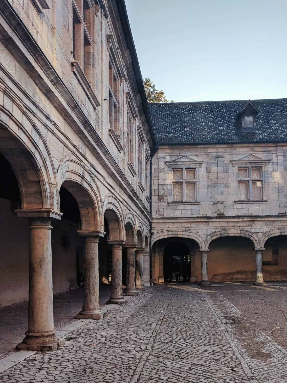 Museum of Time Besançon