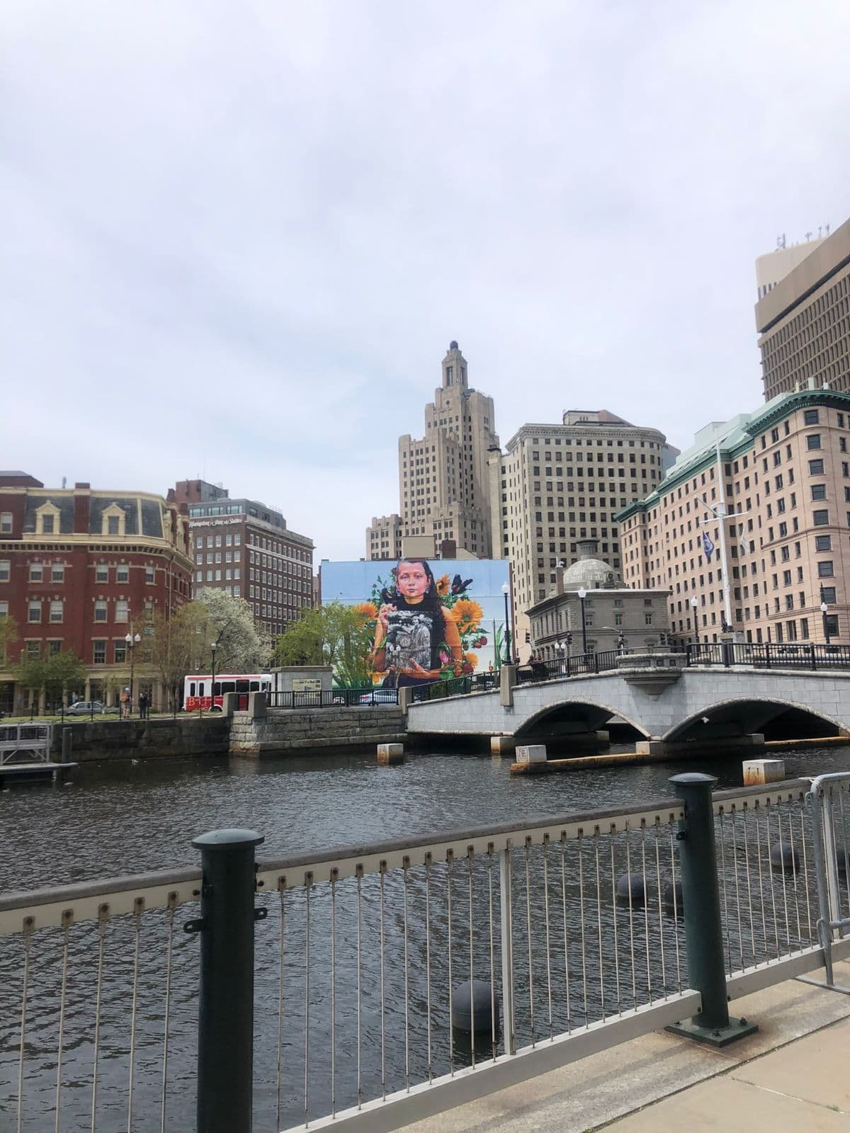 Providence Marathon course downtown